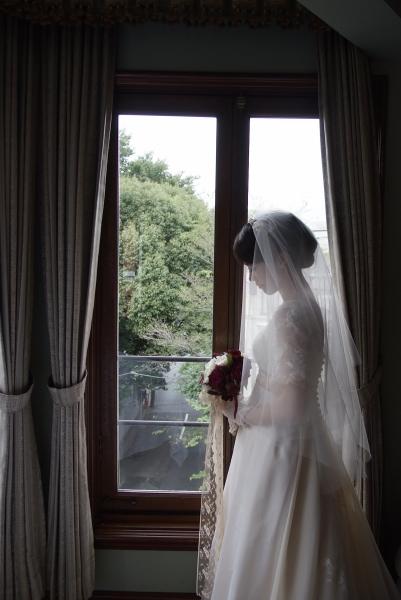 ウェディングドレス、マダム・トキ