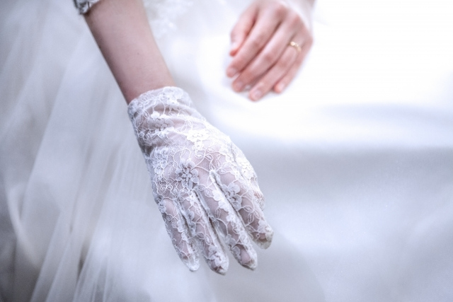 花嫁の幸せを願うジンクス「サムシングフォー」