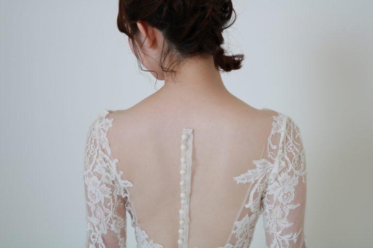 ウェディングドレスは自分の体型に合ったサイズを!