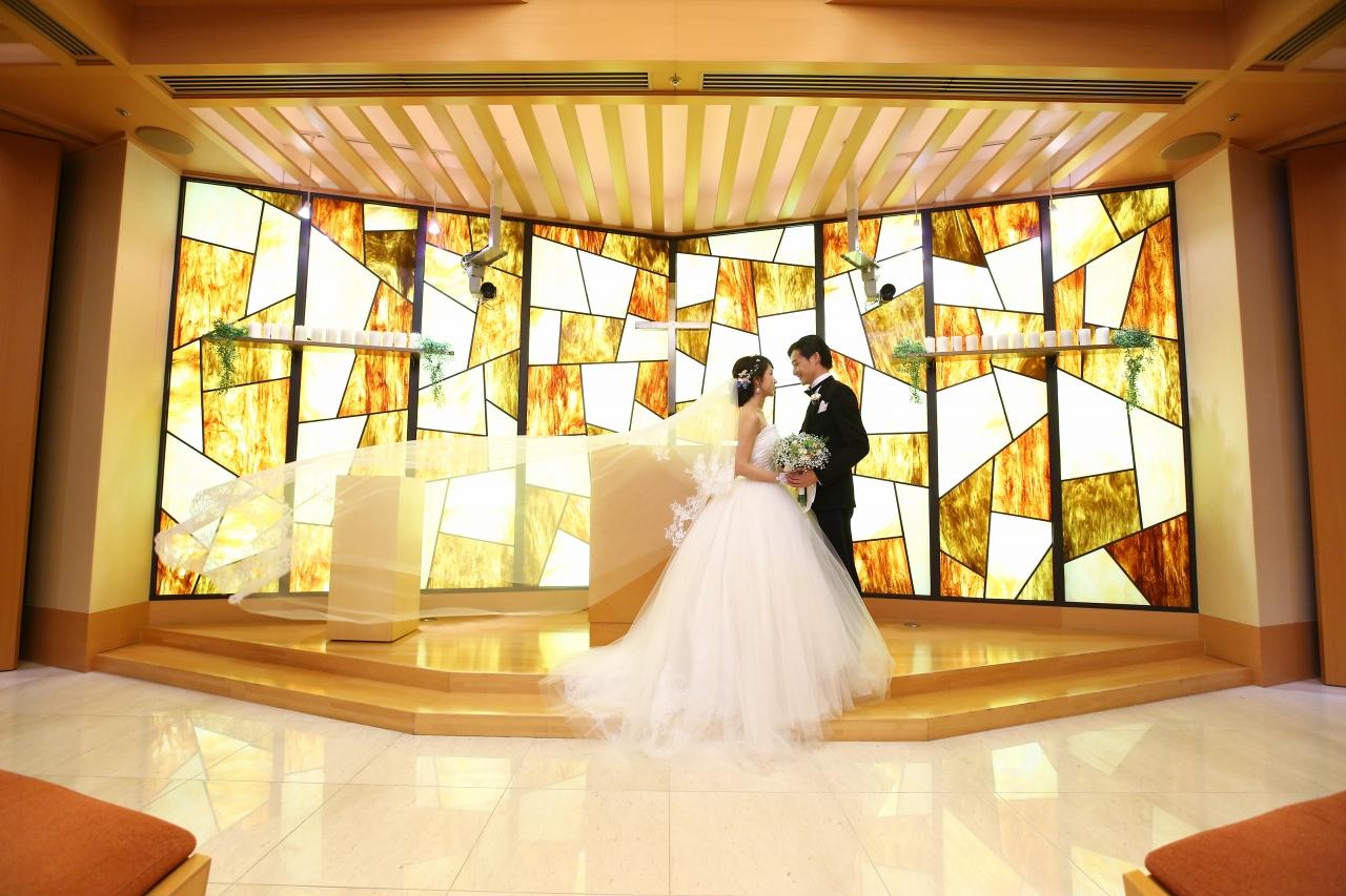 ウェディングドレス、ペニンシュラ東京3