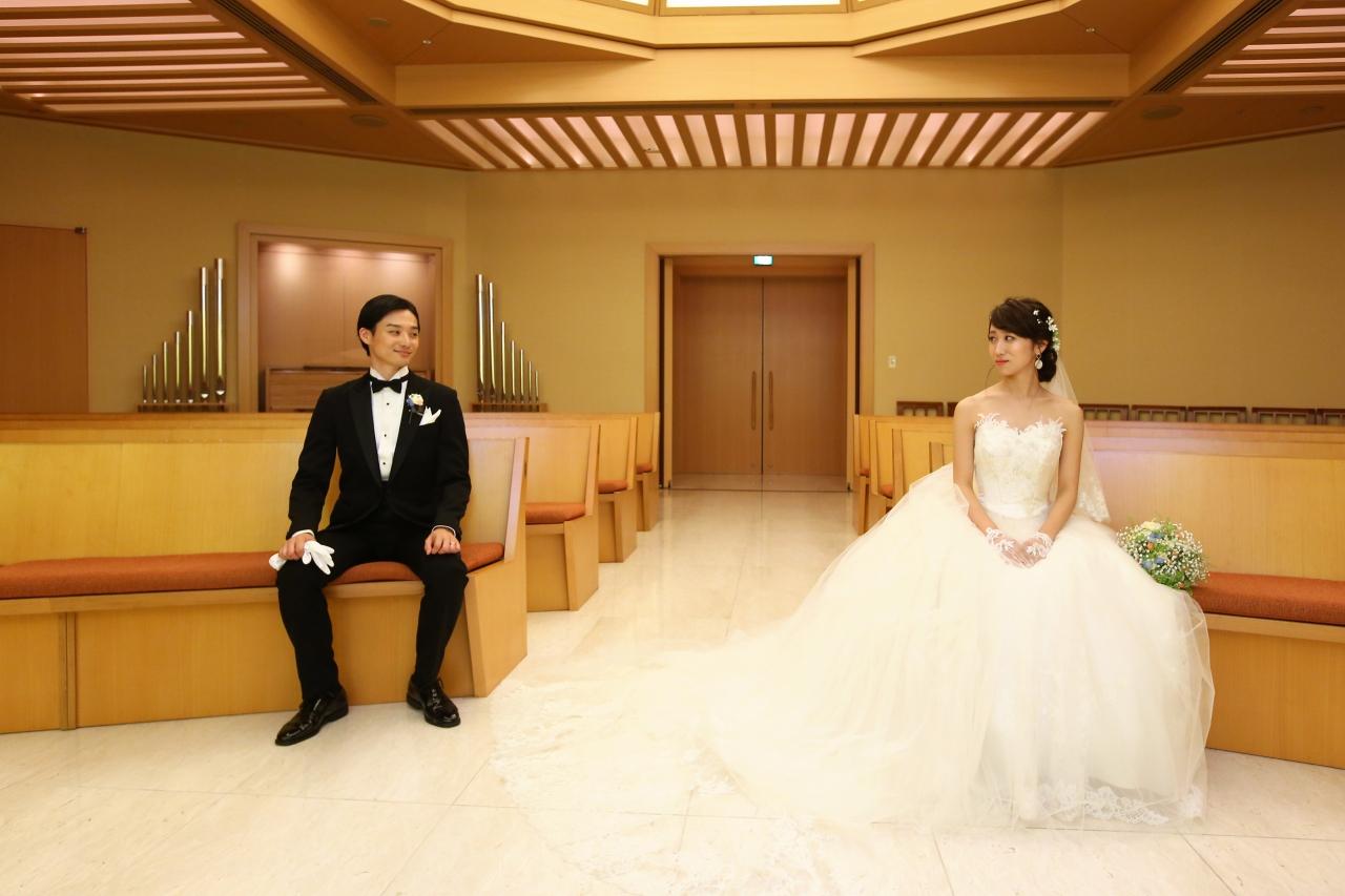 ウェディングドレス、ペニンシュラ東京2